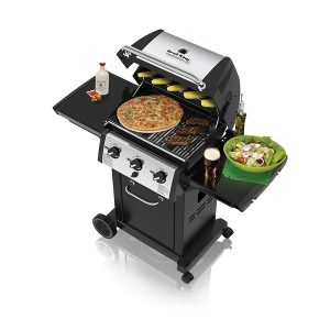 bbq. 106.834254 Monarch 320 Broil King