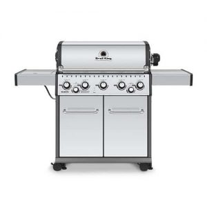 barbecue Baron S 590 Broil King acciaio