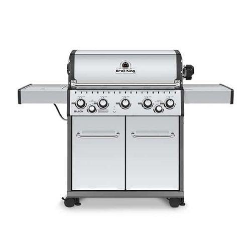barbecue Baron S 590 Broil King acciaio