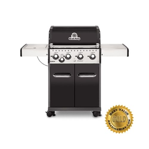 barbecue a gas Broil King BARON 440