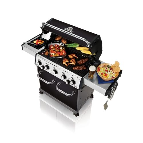 barbecue a gas Broil King BARON 590
