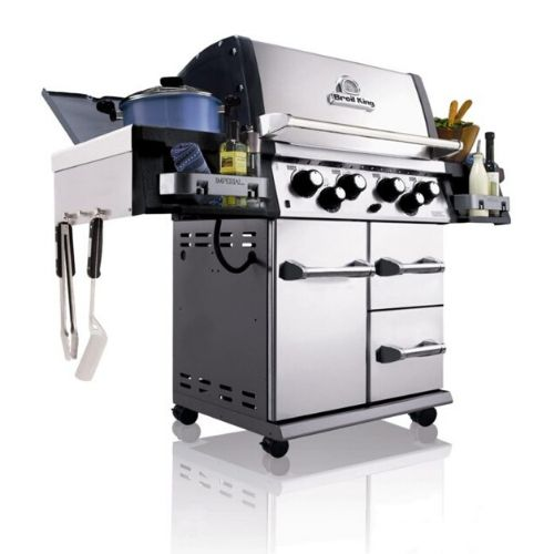 barbecue a gas metano Broil King Imperial 490