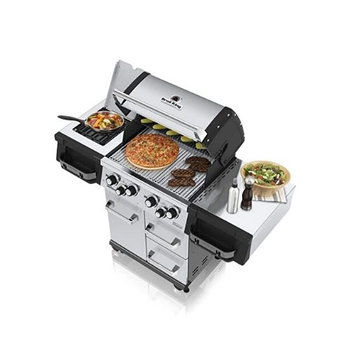 barbecue a gas Broil King Imperial 490