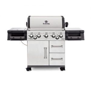 barbecue a gas metano propano Broil King Imperial 590