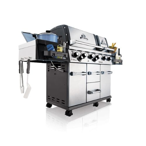 barbecue a gas Broil King Imperial XLS 690 in offerta mantova