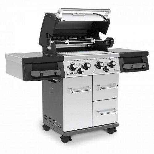 bbq a gas Broil King Imperial 490