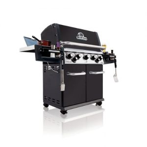barbeuce a gas Broil king REGAL590 nero