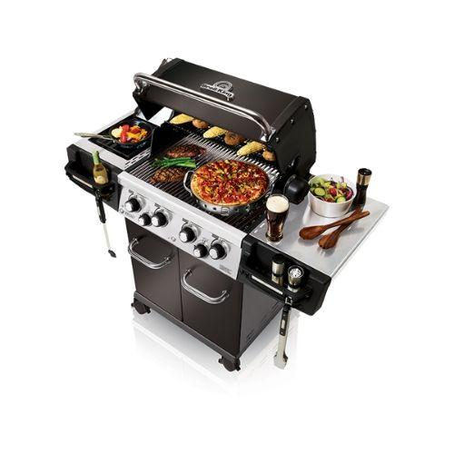 Barbecue mantova Badinistore Broil King REGAL 490 nero