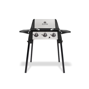 barbecue porta-chef carrello broil king mantova