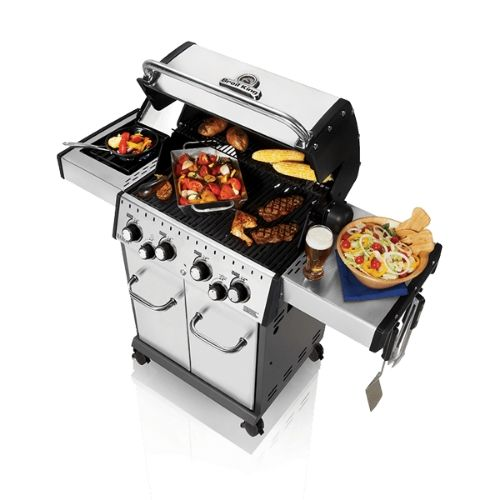 barbecue Broil King BARON S 490