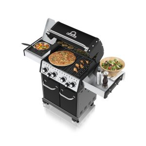bbq broil king Baron 490