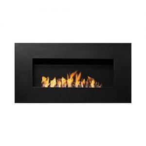 camino bioetanolo appeso Iron fires framed