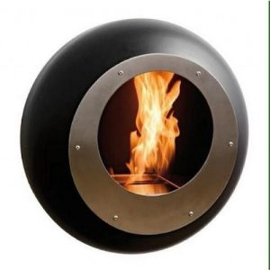 caminetto bioetanolo appeso VELLUM Cocoon fires