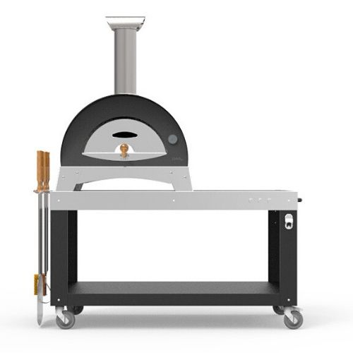 tavolo stazione multifunzione per forni Alfaforni top