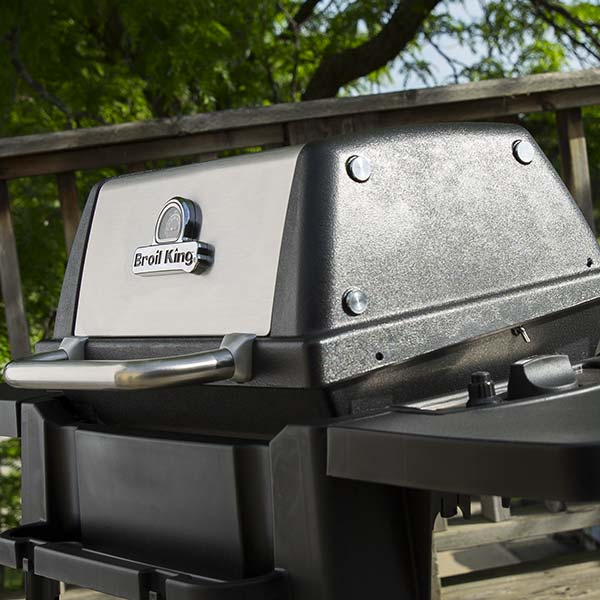 barbecue a gas Porta chef 120 Broil King