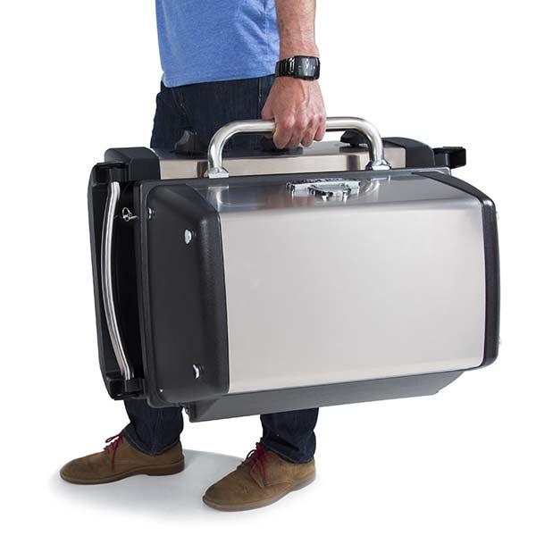 barbecue portatile da asporto Broil King porta chef 320