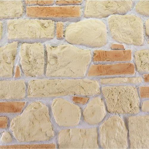 pannello pietra ricostruita decor Misto Contadino MCT 002