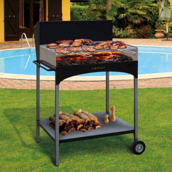 barbecue e grill Famur BK8 eco